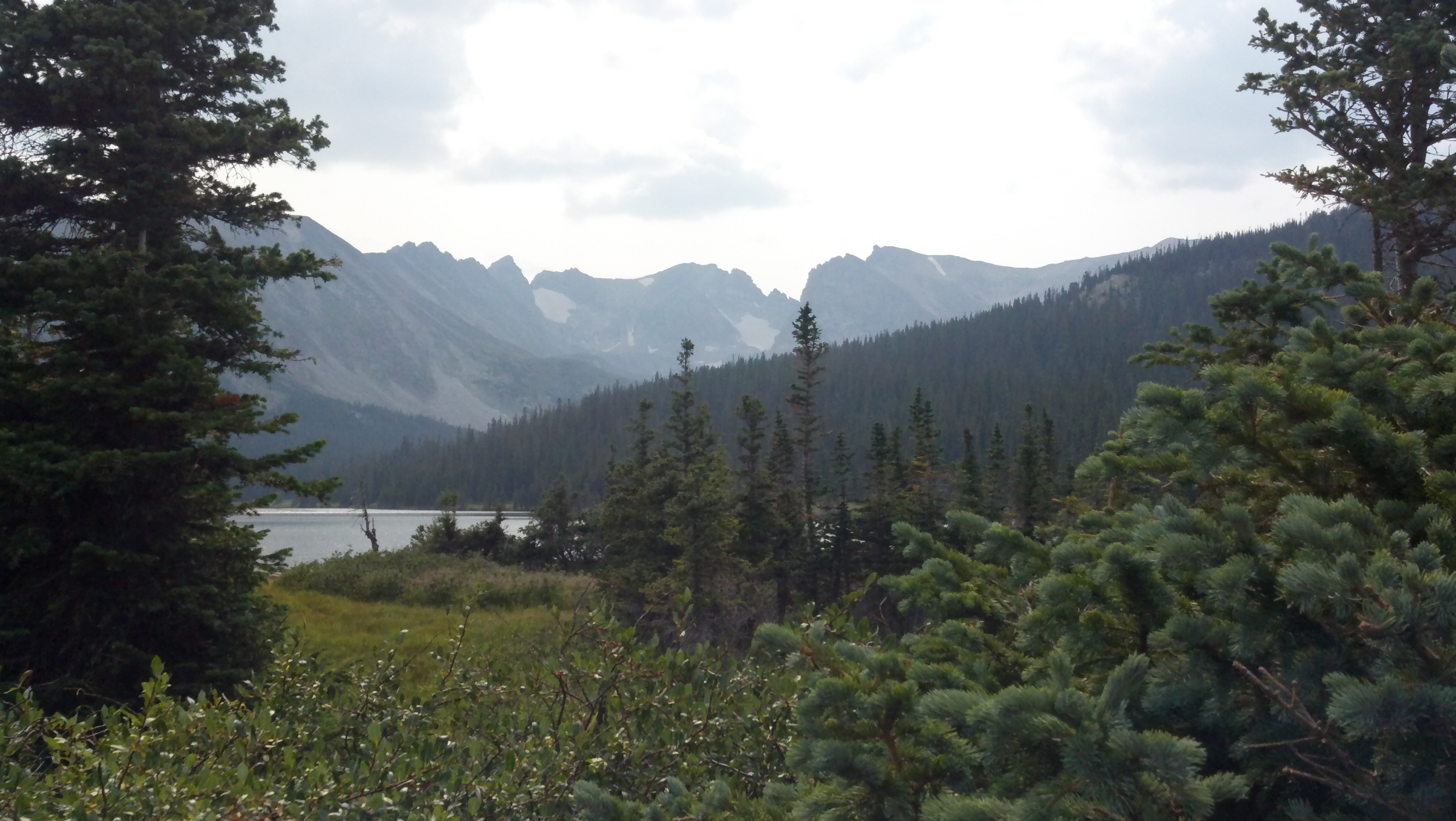 Class Field Trip to Brainard Lake